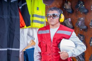 בטיחות בעבודה עם ציוד מגן אישי