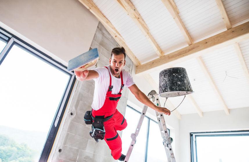סקר סיכונים לעבודה בגובה
