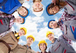 עוזר בטיחות בבנייה