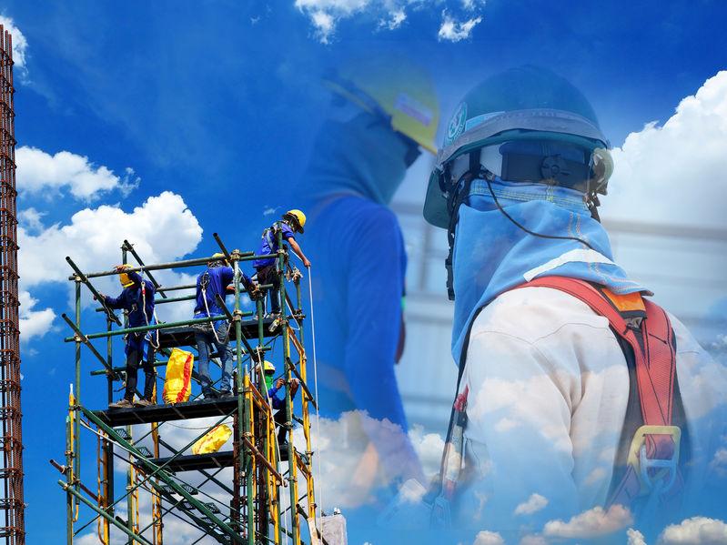 סקר סיכונים בעבודה בגובה