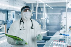 סיכון ביולוגי במקום העבודה