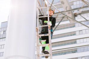 אמצעי בטיחות לעבודה בגובה